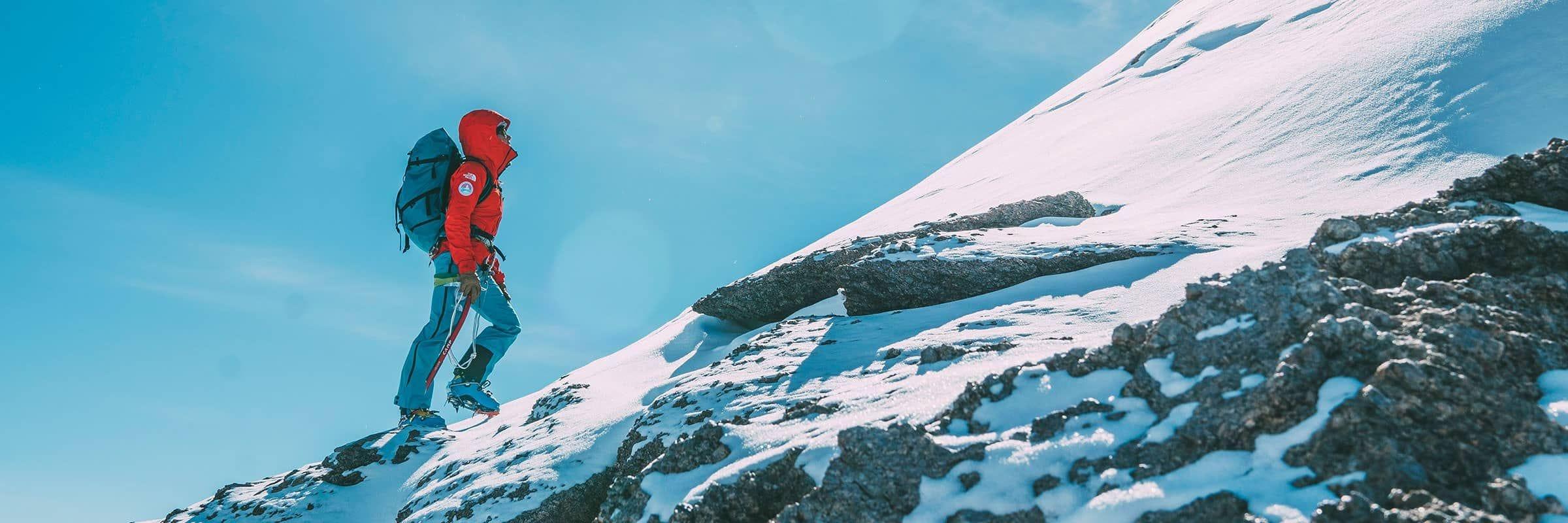 Visez le sommet avec la collection Summit Series de The North Face