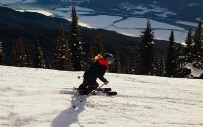 Ski & snowboard, ski hors piste. L'ultime voyage de ski dans l'Ouest.