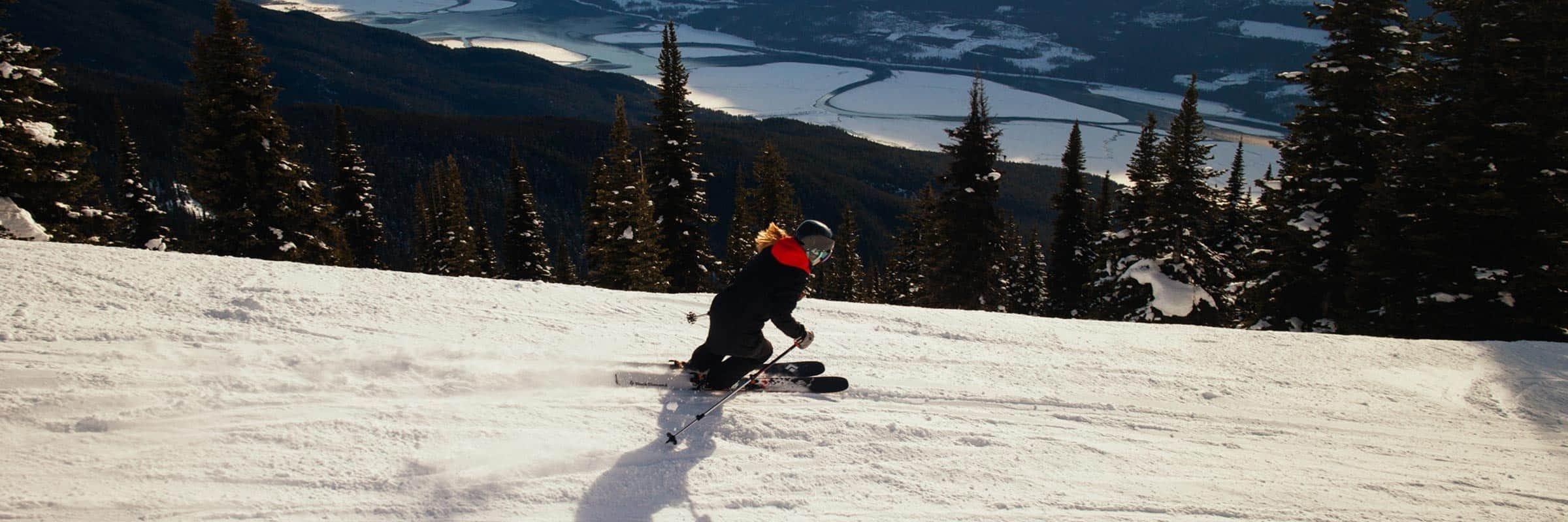Once Upon a Wild, West Coast Ski Trip
