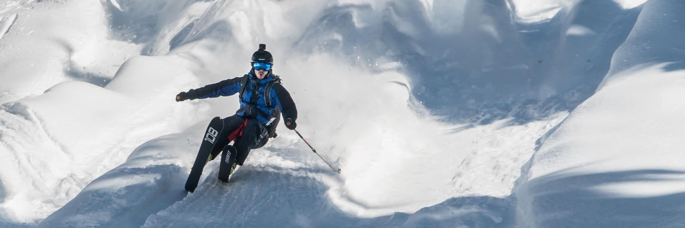 Revue du blouson de ski Teton de Peak Performance