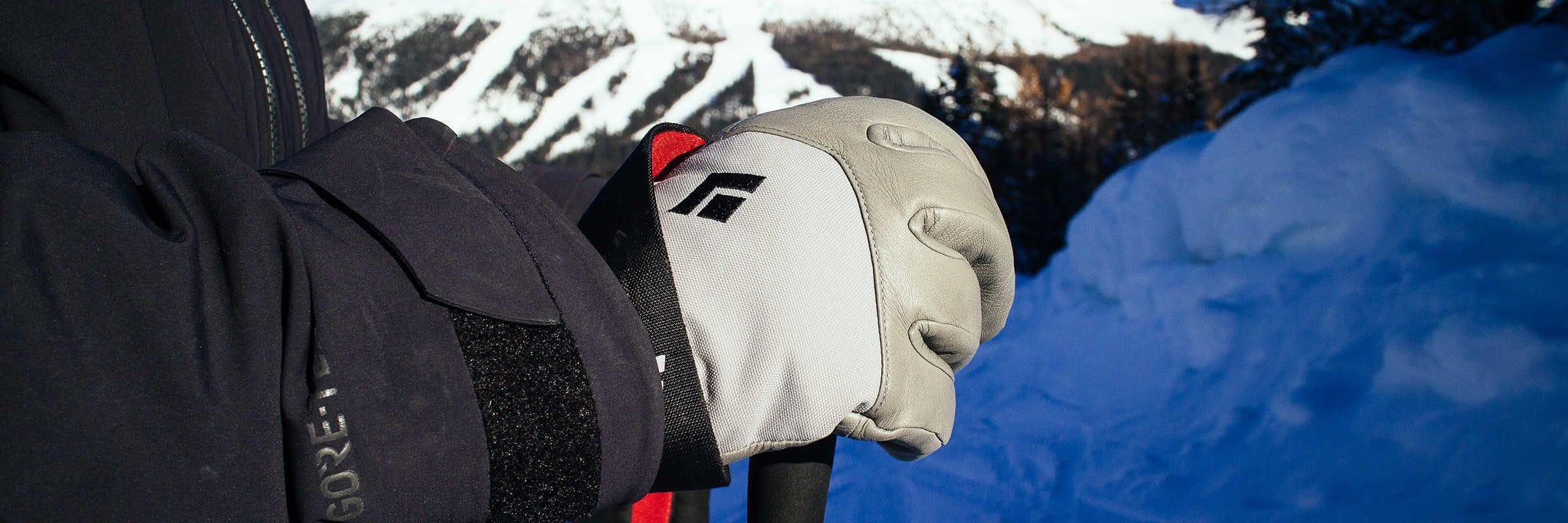 Black Diamond Legend Gloves Reviewed