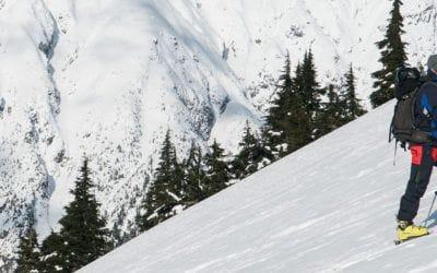 Peak Performance, Ski & snowboard. Revue du pantalon de ski Gravity 3 couches de Peak Performance.