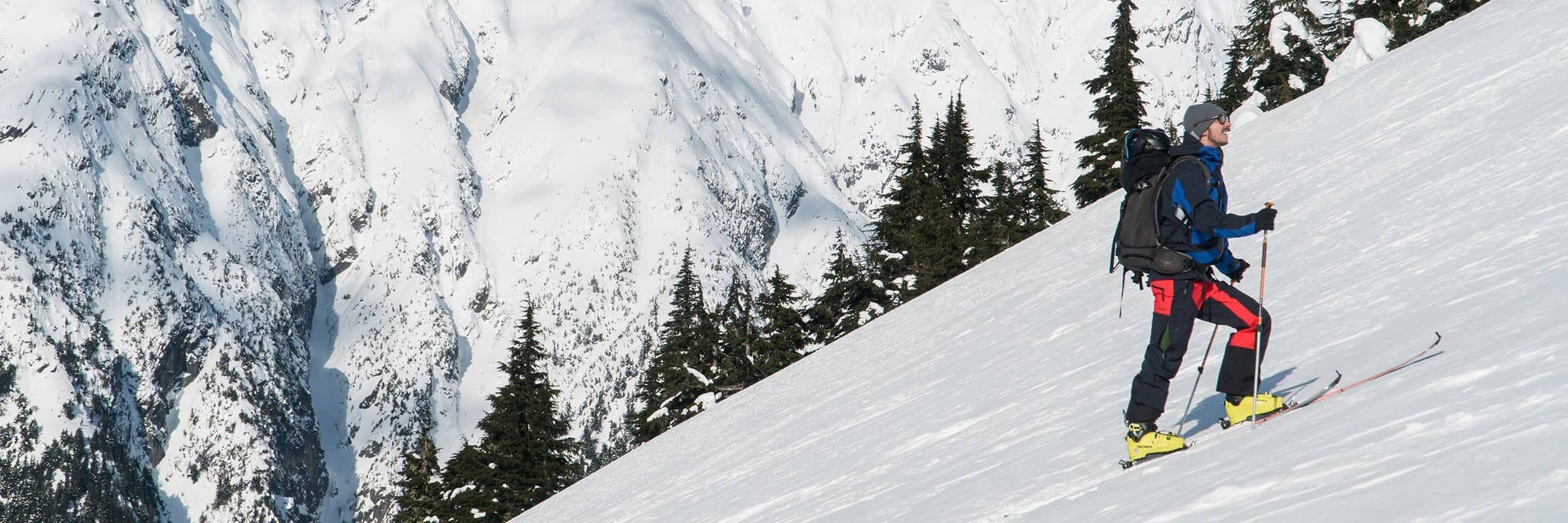 Revue du pantalon de ski Gravity 3 couches de Peak Performance