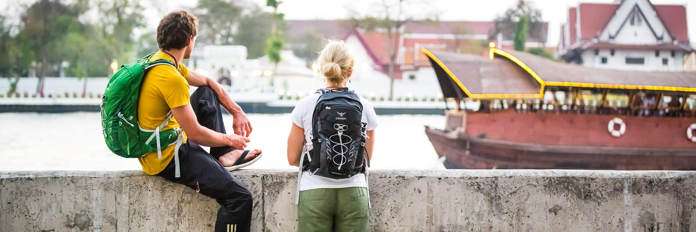 Nos 5 sacs à dos de voyage les plus populaires