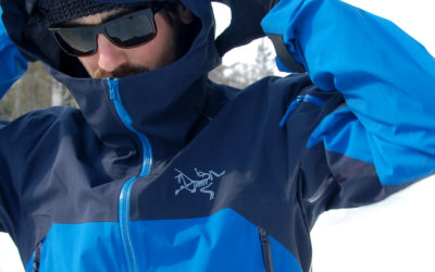 Arc'teryx, Ski & Snowboard. Arc'teryx Men's Rush Jacket Reviewed.