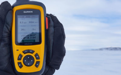 Garmin. Testing the Garmin InReach SE + Satellite Communicator in Remote Nunavut.