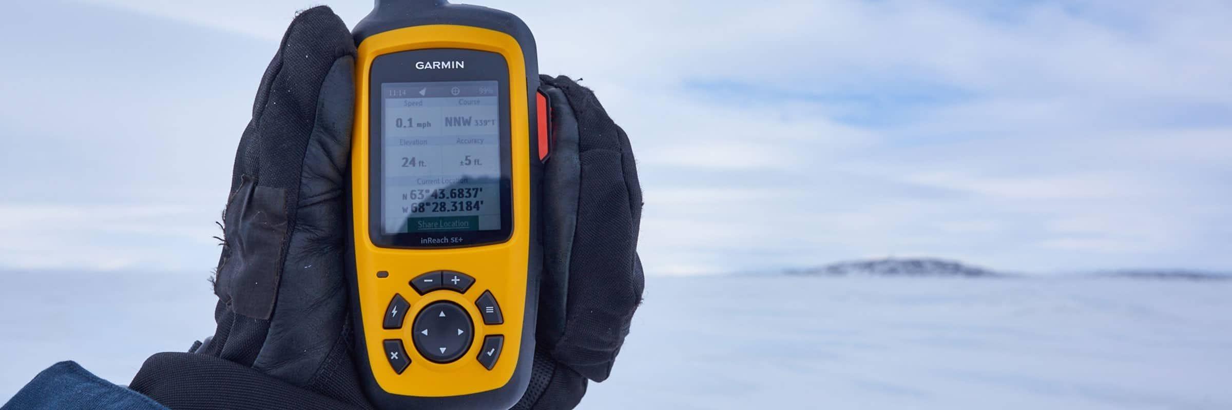 Testing the Garmin InReach SE + Satellite Communicator in Remote Nunavut