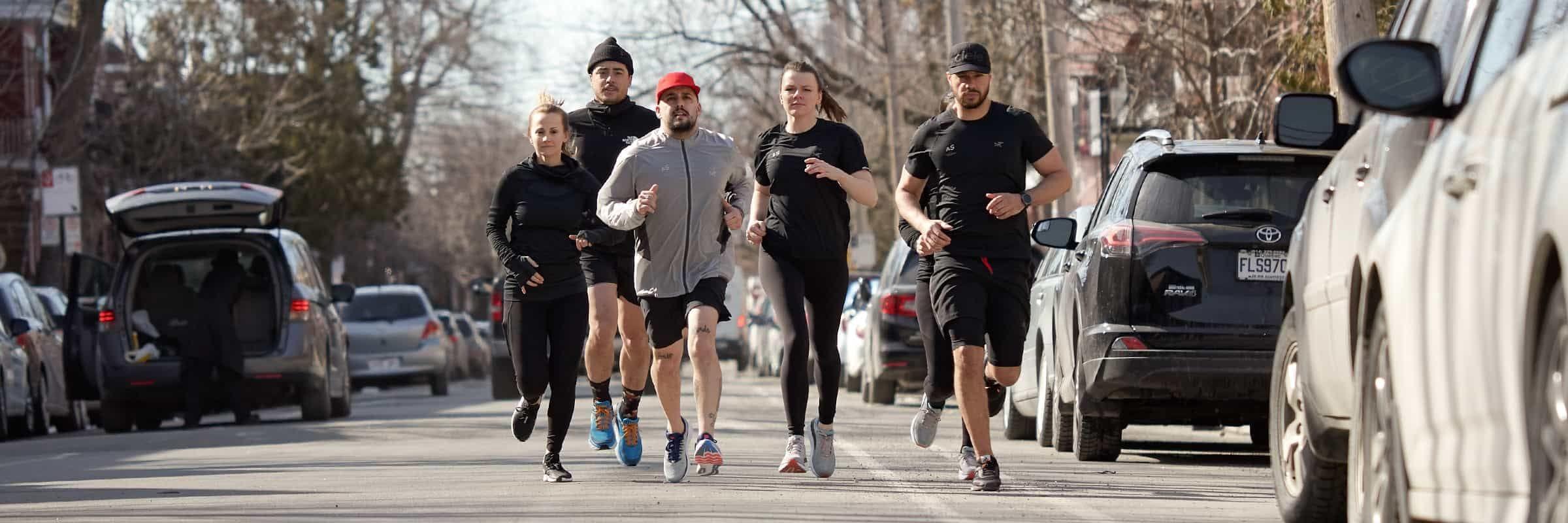 ACC, Running. Altitude Club de Course: Entrevue avec Simon Pelletier-Marcotte, fondateur et acheteur chez Altitude Sports
