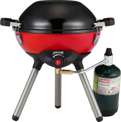 Coleman Stove 4-in-1 Portable Cooking System