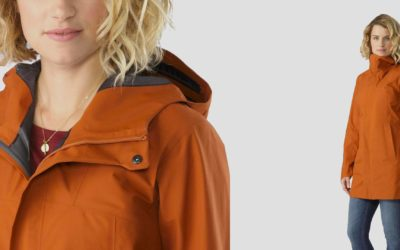 Arc'teryx, Barbour, RAINS, The North Face. 5 manteaux imperméables urbains pour femmes.