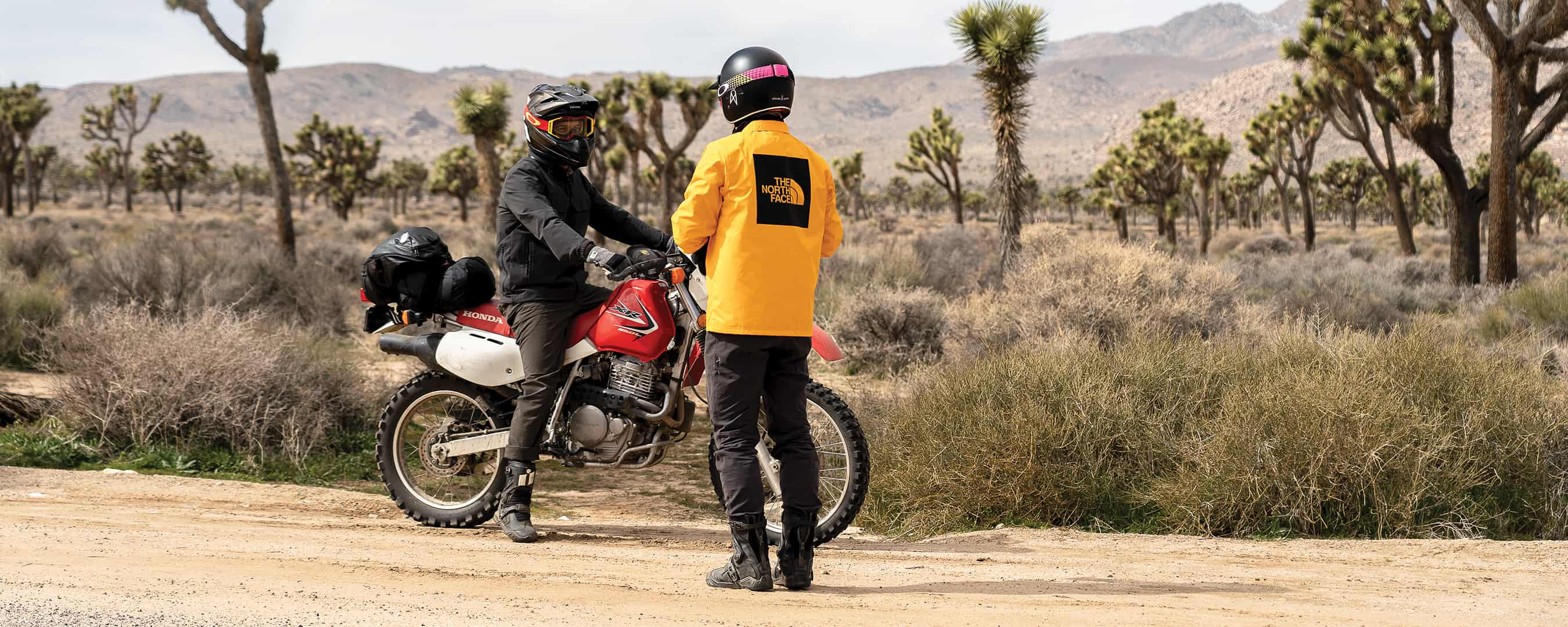 The North Face. Never Stop Exploring Responsibly: L.A. to Joshua Tree & Back with The North Face