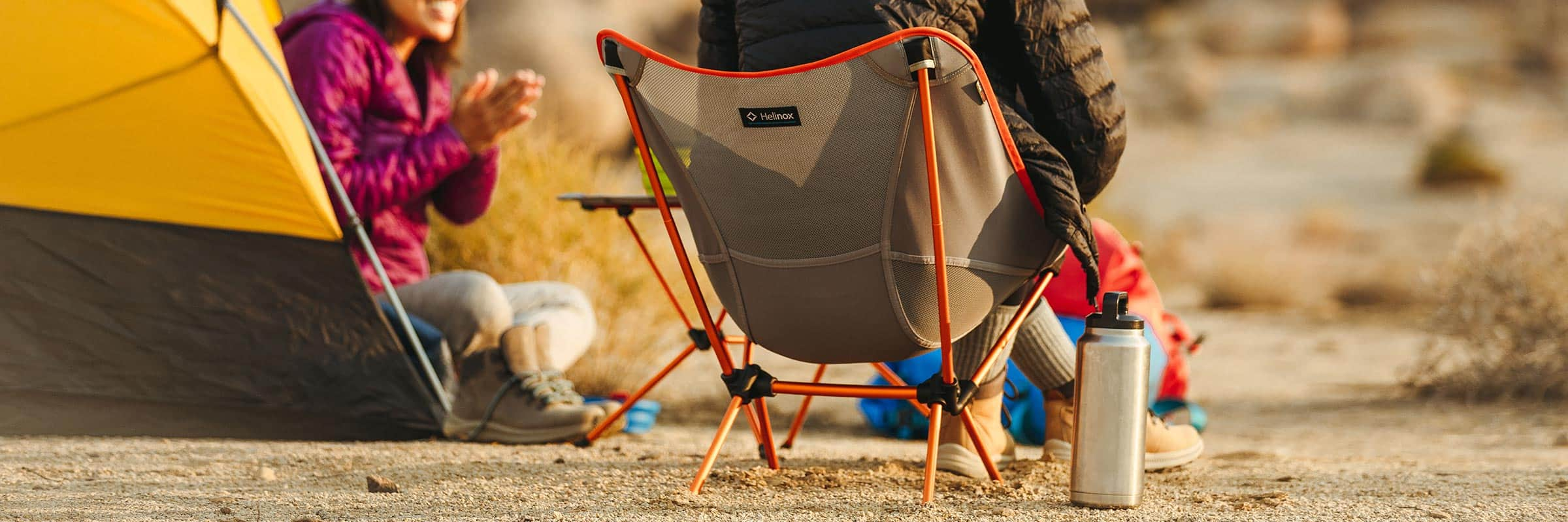Helinox Chair One Review: Camp-Ready!