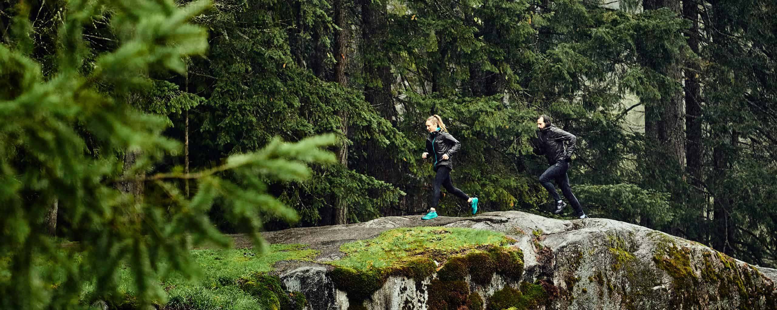 DANCING WITH THE MOUNTAINS: Trail Running In The Rain With Arc'teryx Marketer Josh Barringer
