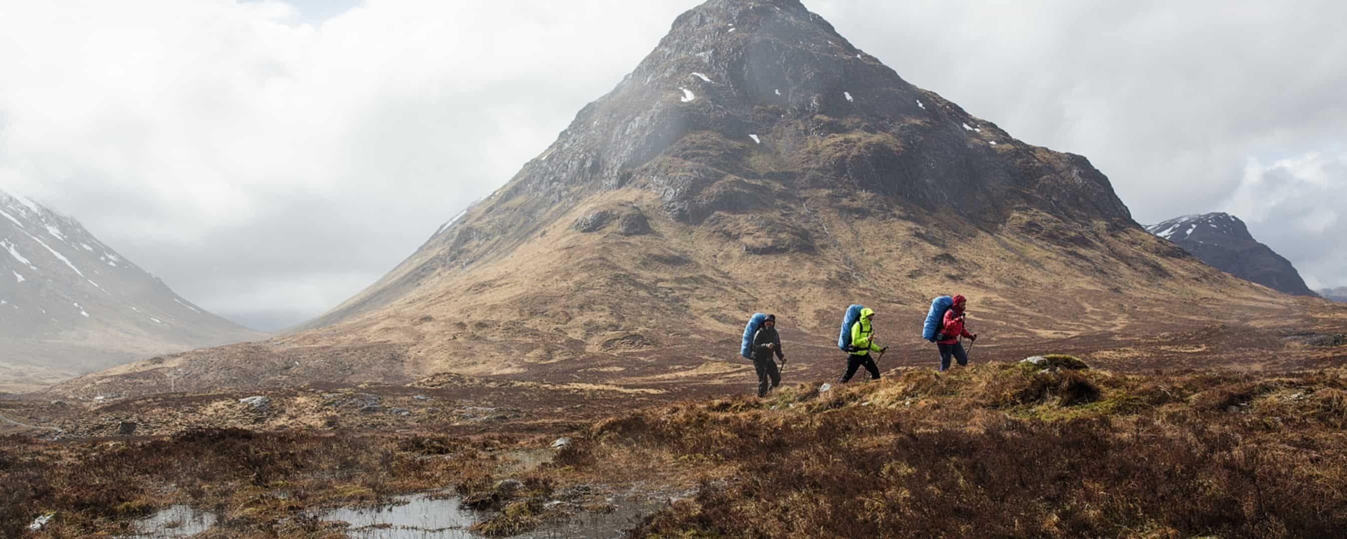 . Deuter: 120 years of backpacking adventures.