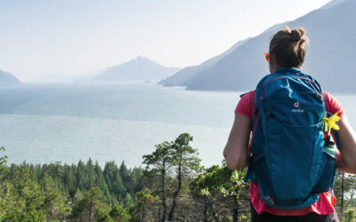 Deuter. Adventures Close To Home with the Deuter Futura 26 SL.