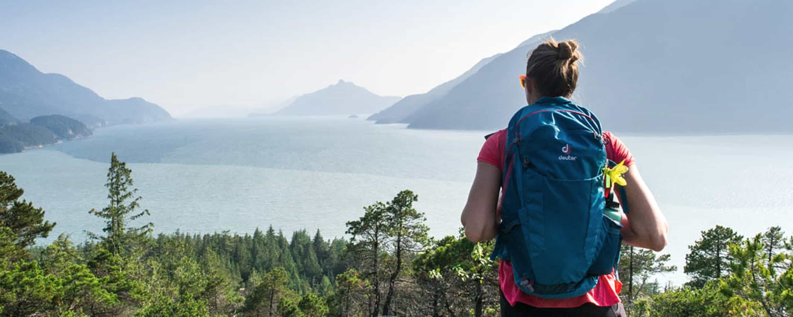 Adventures Close To Home with the Deuter Futura 26 SL