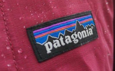 Patagonia. Revue du manteau Rainshadow de Patagonia.