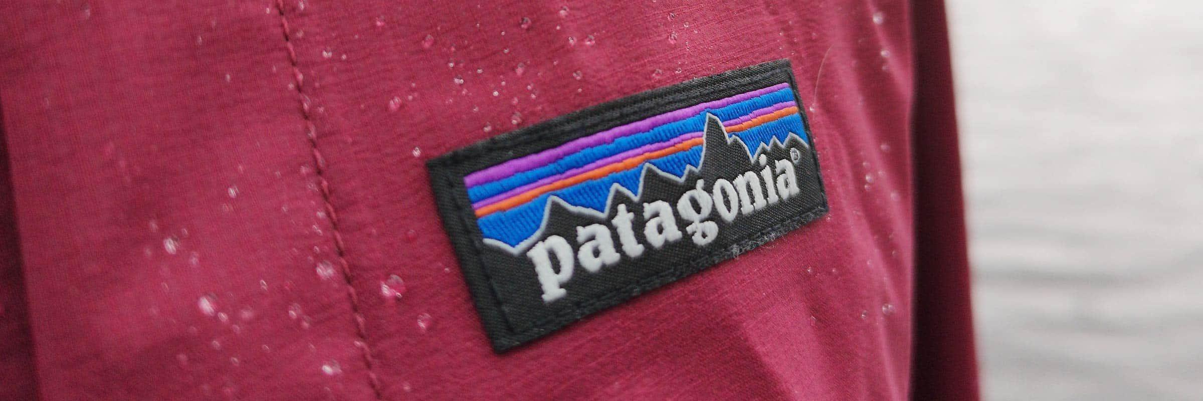 Revue du manteau Rainshadow de Patagonia