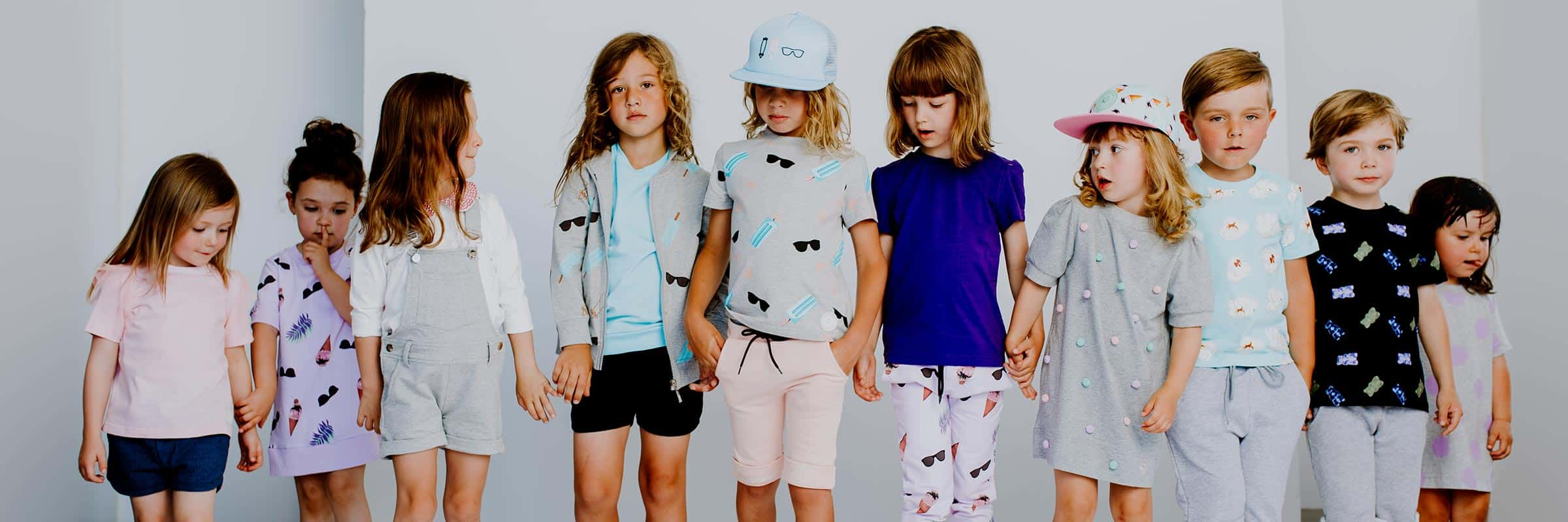 Youth Collections. Kids' Fashion for Back to School: First-Day Looks They'll Love