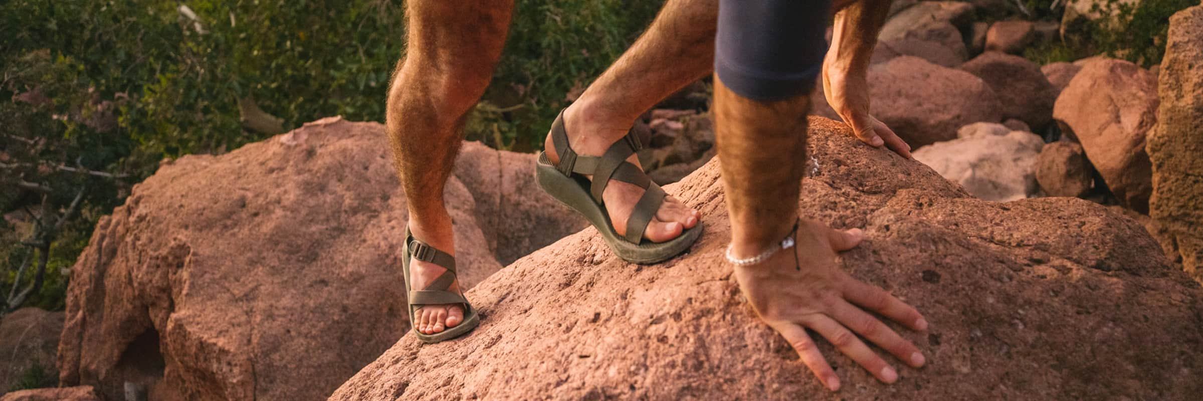 Chaco Sandals For Summer Outdoors