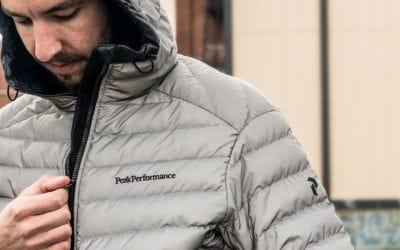 Peak Performance. Revue de la veste en duvet réfléchissante Frost de Peak Performance.