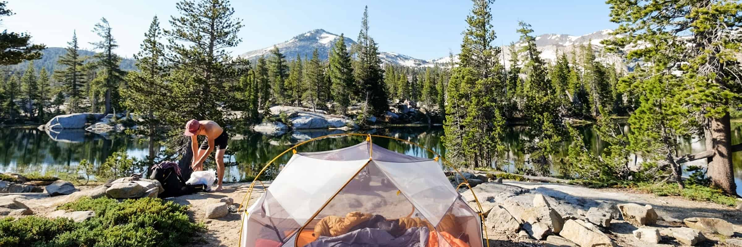 Camping, The North Face. How To Choose The Right Backpacking Tent
