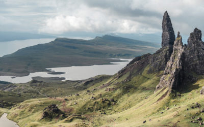 Helly Hansen, raincoat, Travel. Isle of Skye: Top 5 Locations You Don't Want to Miss.
