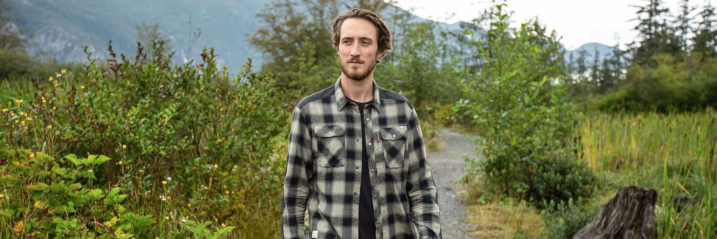 Norrona. Norrøna Svalbard Flannel Shirt Reviewed