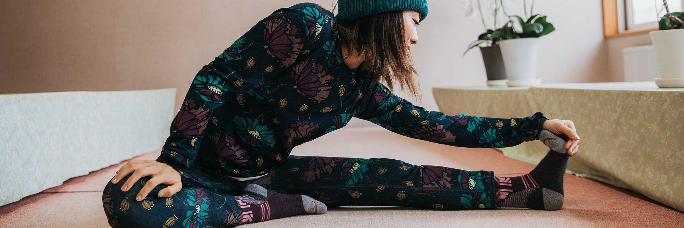 Quelles sont les meilleures chaussettes pour l'hiver?
