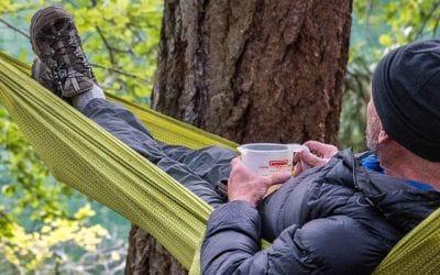 Camping, équipement plein air, Exped, randonnée, trekking, Voyages. Matelas de camping, sacs de couchage et équipement: Une nuit avec Exped.