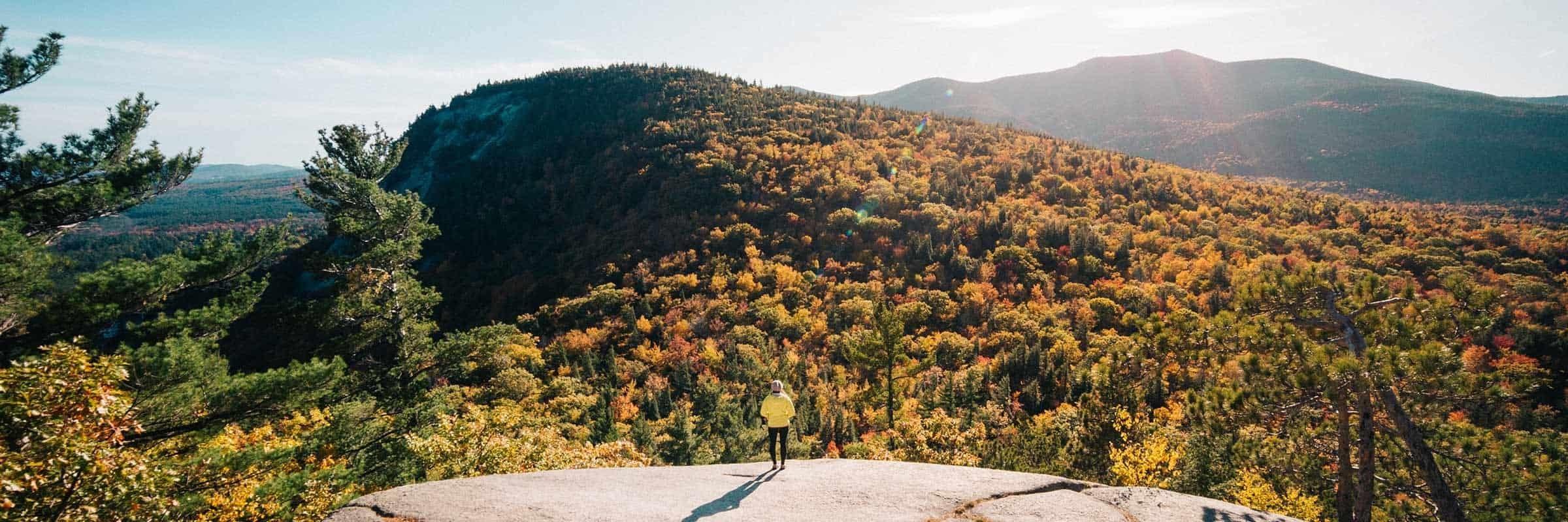 Les 5 meilleures randonnées automnales près de Montréal