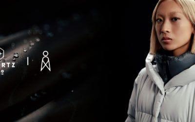 Quartz Co.. Le Parka Elsa pour femme, une cocréation signée Altitude Sports et Quartz Co..