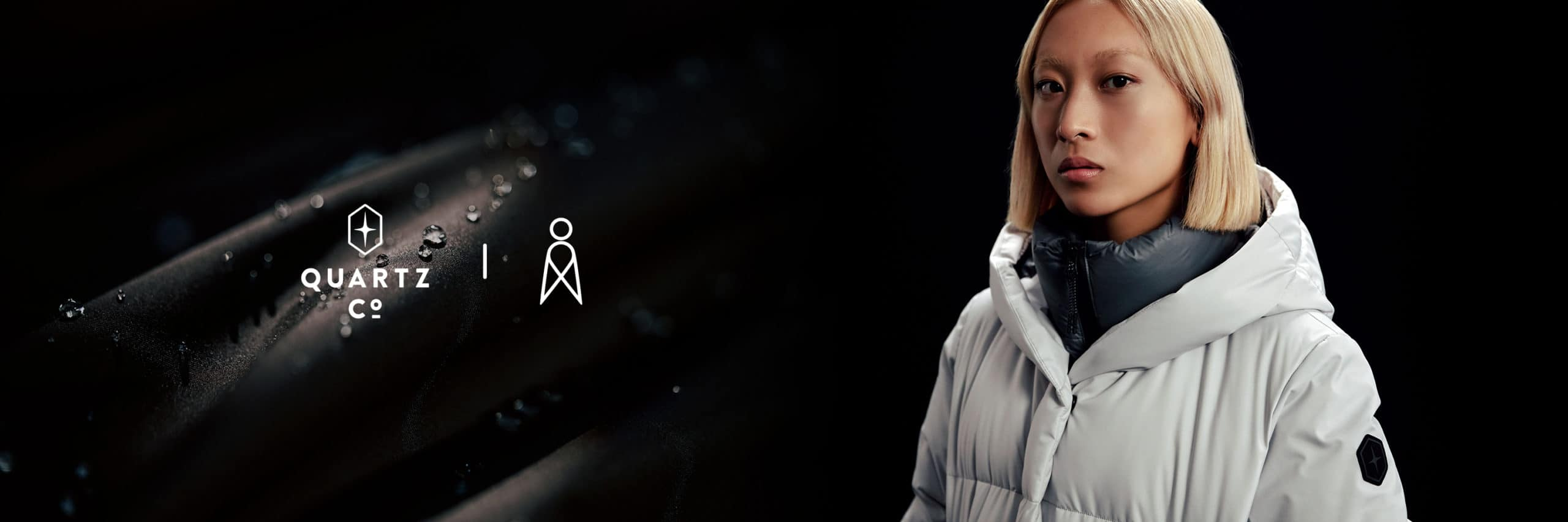 Le Parka Elsa pour femme, une cocréation signée Altitude Sports et Quartz Co.