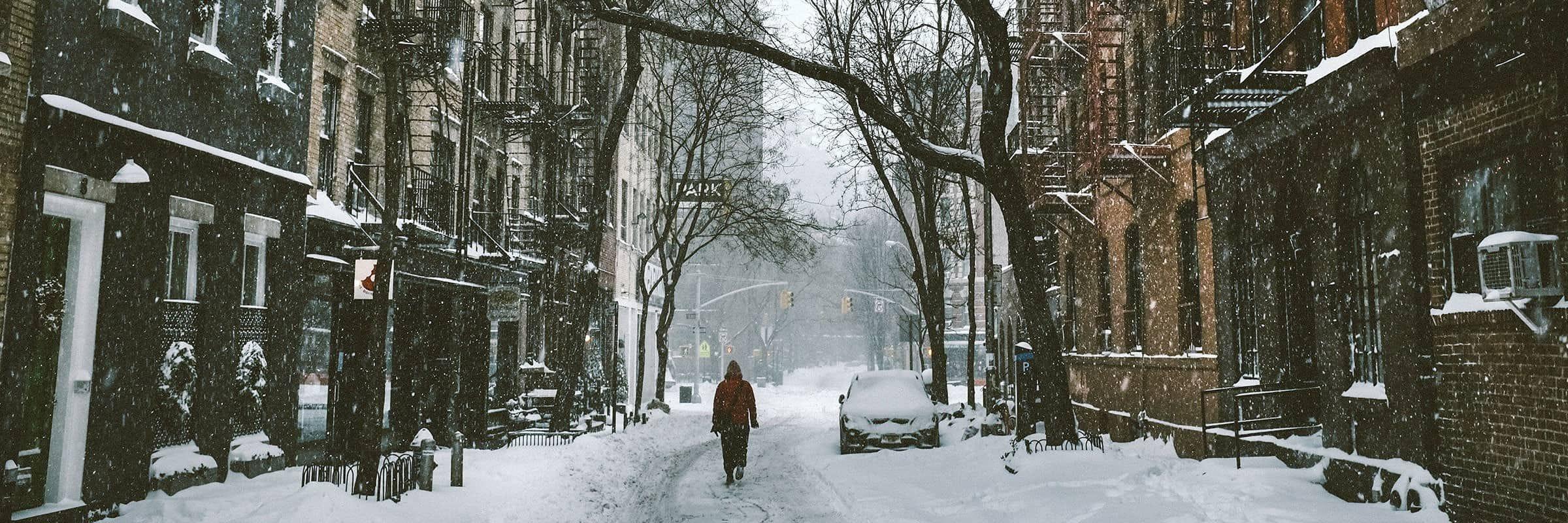 Les meilleurs manteaux d'hiver pour nos hivers canadiens extrêmes