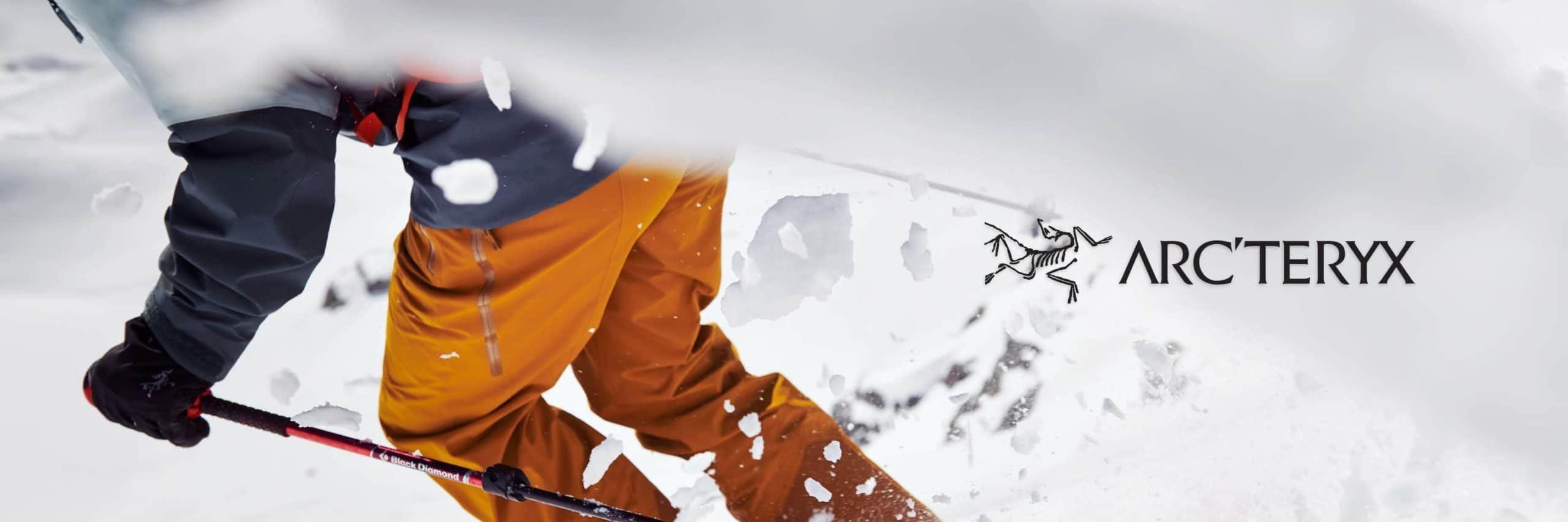 La bonne approche: une expédition en ski de haute route pour tester la collection Whiteline d'Arc'teryx