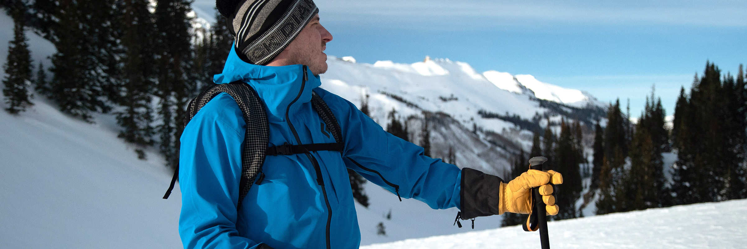 Revue de la coquille pour le Ski Recon Stretch de Black Diamond