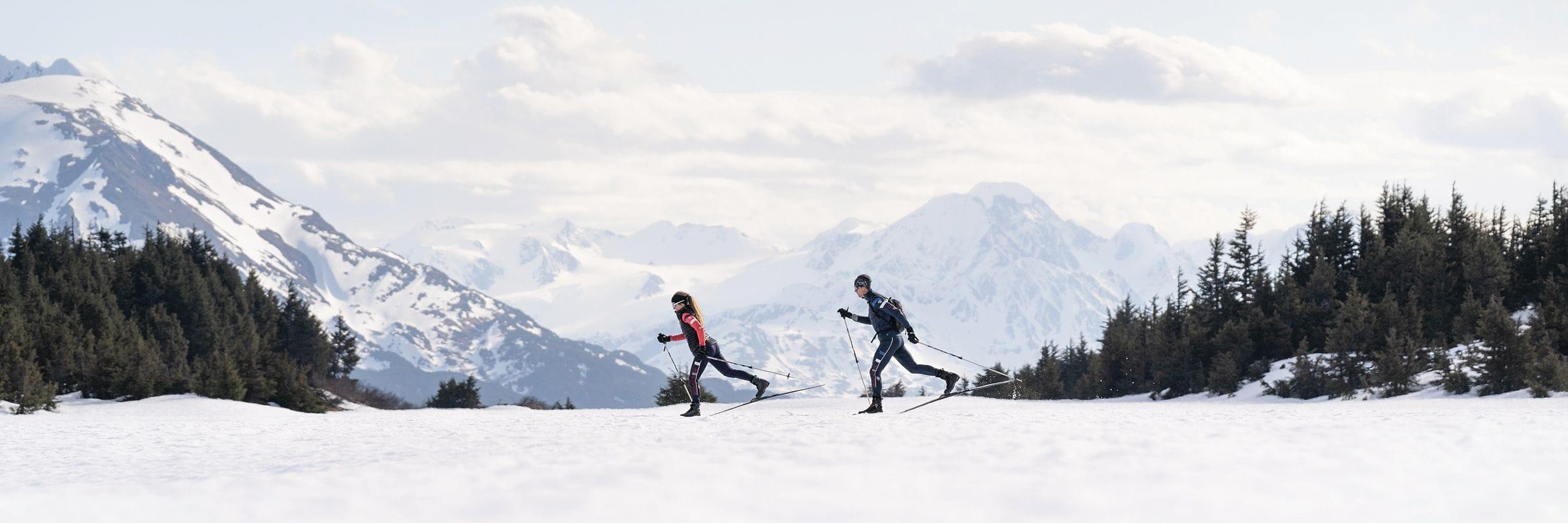 Comment s'habiller pour faire du ski de fond