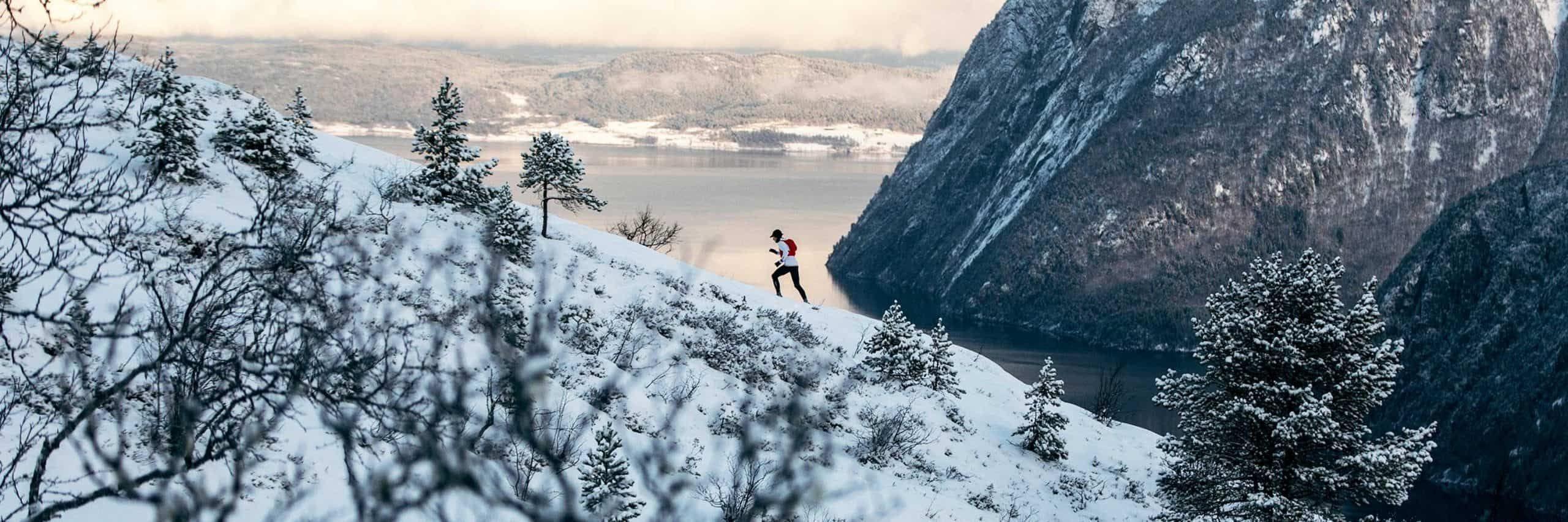 Comment s'habiller pour la course d'hiver