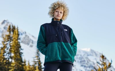fleece, The North Face. The North Face Denali Fleece is Back.