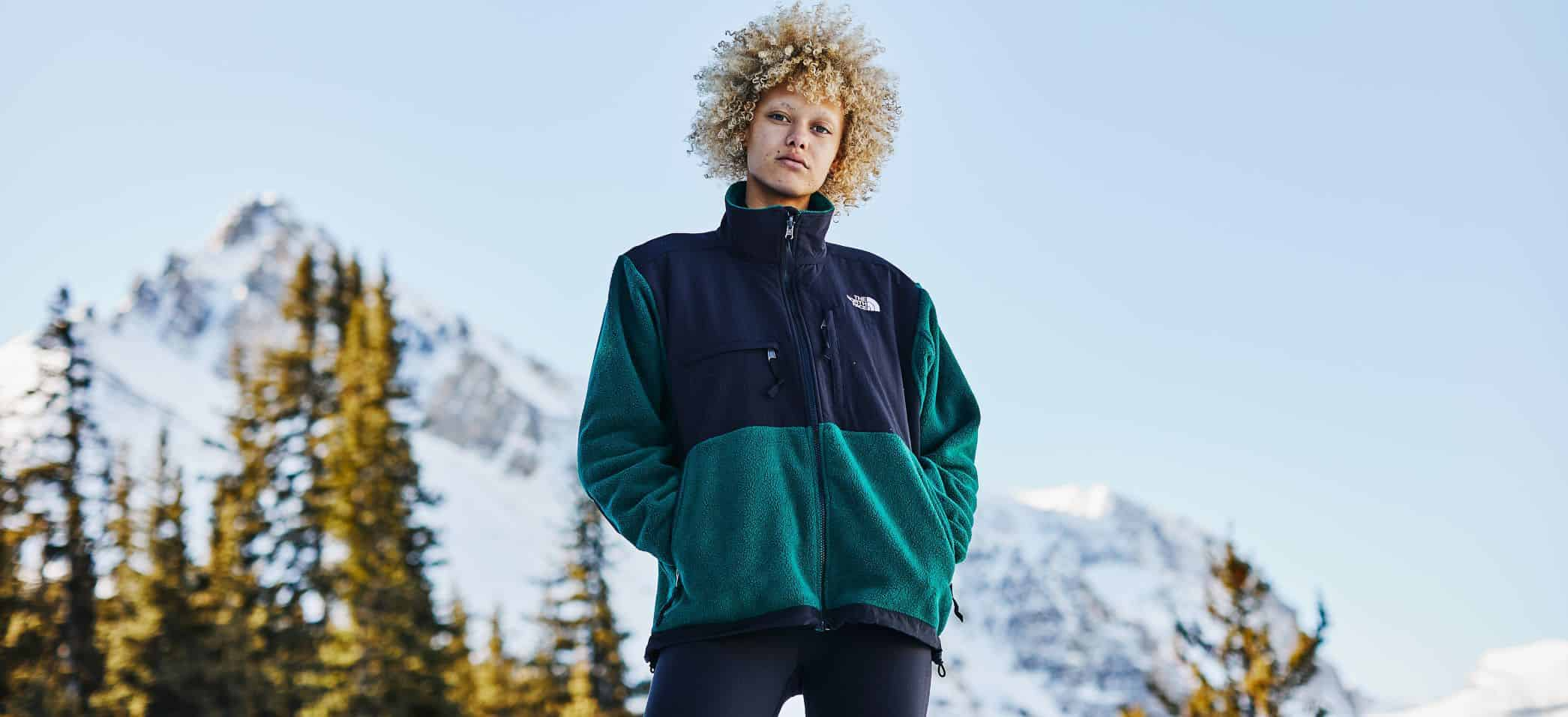 The North Face Denali Fleece is Back