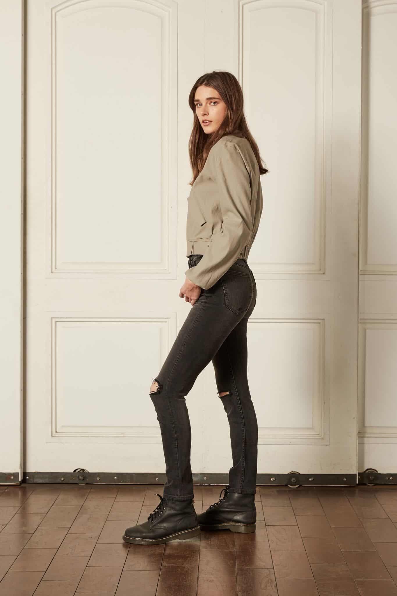 Zachary Skinny Jeans - Boyish