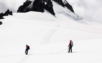 Mountain Hardwear. Mountaineering With Mountain Hardwear: Training New Adventurers At Canada's Most Historic Alpine Camp.