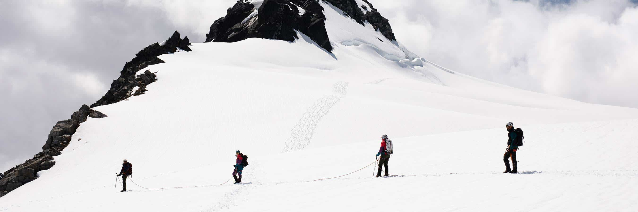 Mountaineering With Mountain Hardwear: Training New Adventurers At Canada's Most Historic Alpine Camp