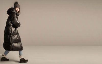 . La Canadienne: Des bottes chaudes et stylisées pour l'hiver à Montréal.