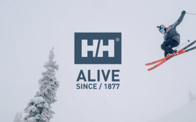 . Helly Hansen is Ski Gear of the Pros: Outerwear Testing on Opening Day Powder at Fernie.