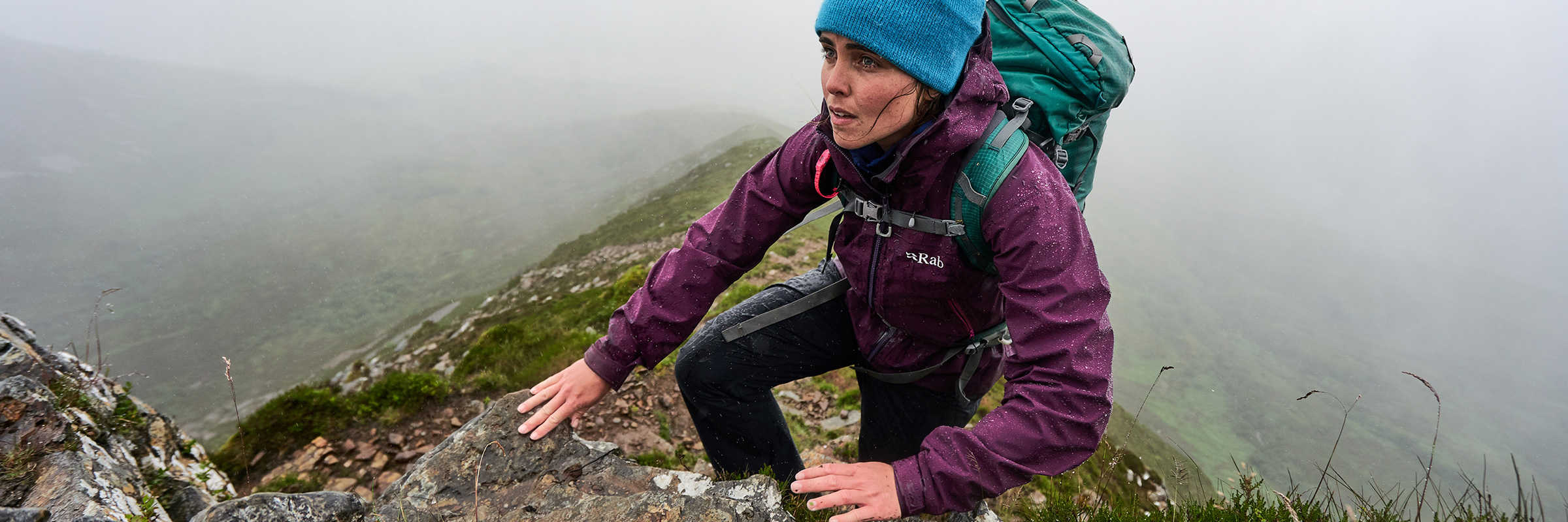 In The Mountains With Rab: Technical Clothing For Extreme Conditions