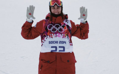 . Forever an Olympian: Keeping The Sochi Halfpipe Dream Alive With Keltie Hansen.
