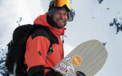 . DCP for Rip Curl Snow Gear: The Canadian Snowboarding Legend talks his Career & The Search.