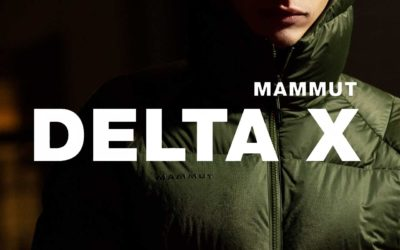 Mammut. Mammut Delta X: Performance Apparel for the Urban Environment.