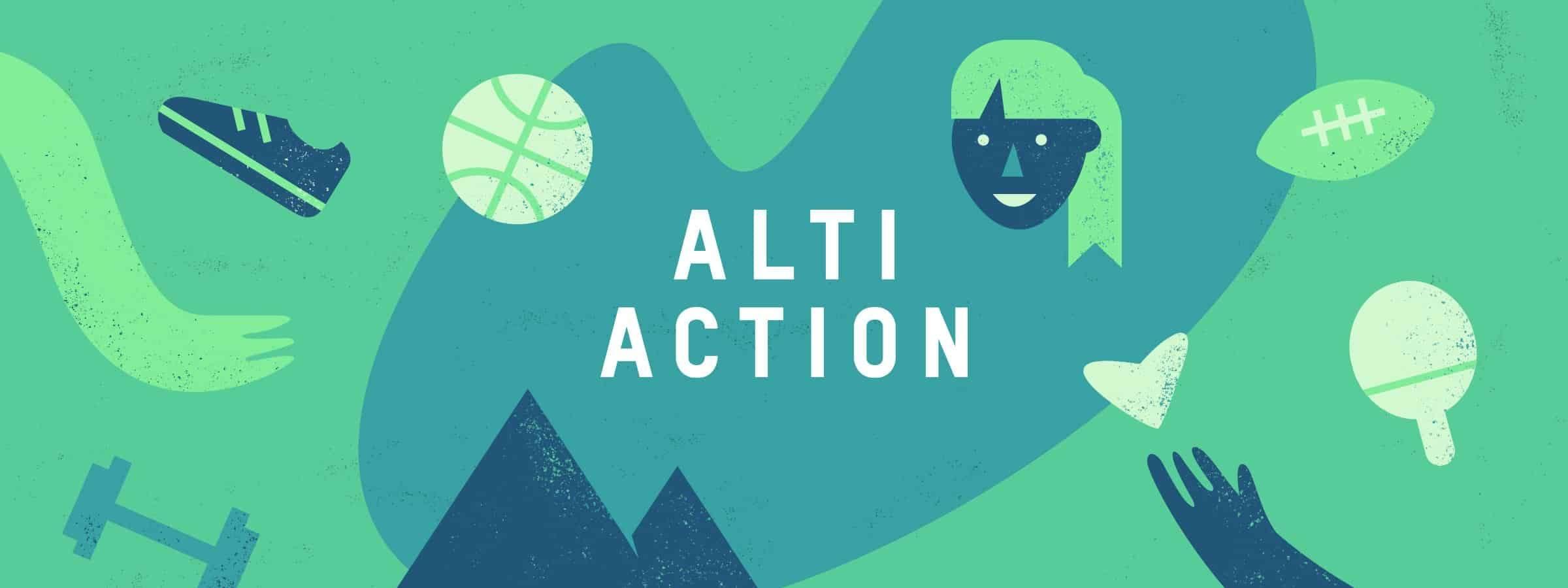 Donnez & recevez grâce au programme Alti Action